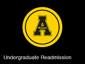 Undergraduate Readmission
